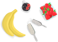 platanos-fresas