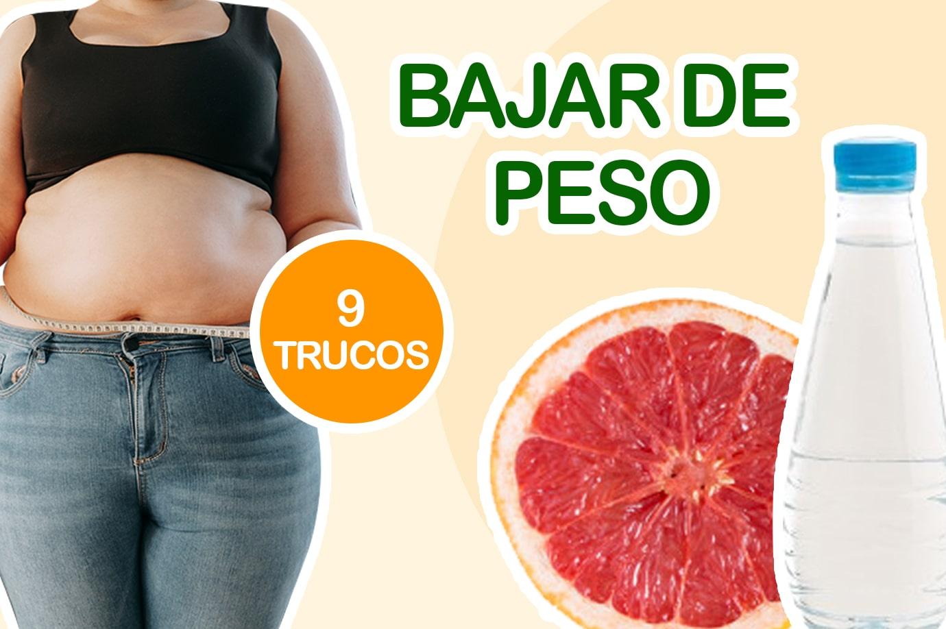 Dieta de la toronja para bajar de peso